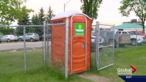 Most Saskatoon public parks are without washroom facilities