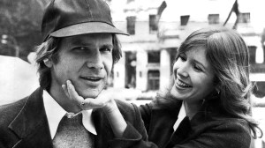 Carrie Fisher reveals secret affair with Harrison Ford during 'Star Wars'