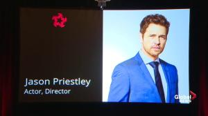 Jason Priestley and Corey Hart headline list of inductees for Canada's Walk of Fame
