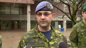 'We do remain vigilant':  Canadian Forces recruitment centre