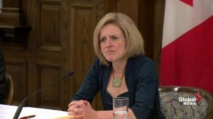 Keystone XL pipeline will provide Alberta with jobs, investment: Notley