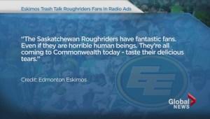 Rider fans react to radio ads