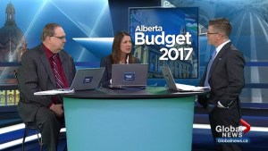 Alberta political analysts weigh in on 2017 budget