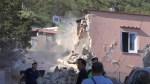 Earthquake devastates Italian holiday island