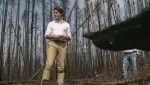 Justin Trudeau visits fire ravaged La Ronge, Saskatchewan