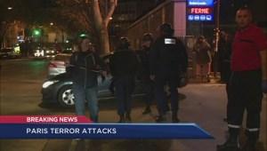 Paris terror attacks retaliation from ISIS