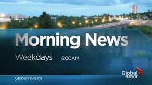 Wednesday on Saskatoon's Morning News