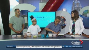 Young chefs join 'Bridging the Gap' event for Alzheimer's