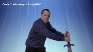 Independent Wyatt Scott may have the best campaign commercial ever