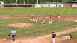 Fun-loving Jr. Bulls ready for Junior Little League Canadian Championship