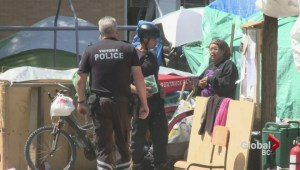 B.C. government offers solution to Victoria homeless camp