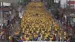 Footage of largest Zumba dance in Philippines to set world record