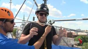 SITC: Ziplining