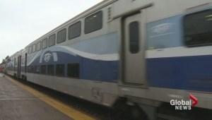 AMT reveals new train line