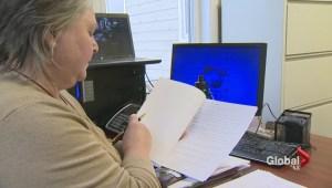 Clients raise concerns over spousal, child support collection program