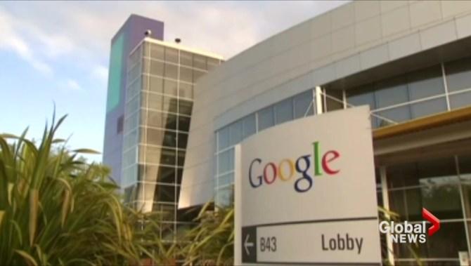 Google HQ image