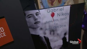 Mother of Gabriel Nikov is preparing for 1-year anniversary of his fatal shooting