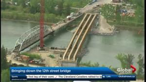 12 Street S.E. Bridge replacement enters final stages