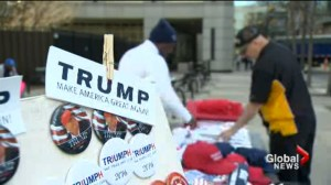 Donald Trump rally comes to Buffalo; protesters gather outside venue