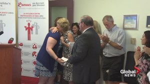 New Brunswick seeks champions to help campaign against intimate partner violence