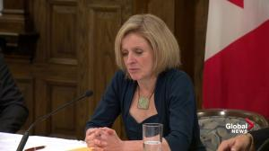 TCPL is working hard to make accomodate concerns with pipeline: Notley
