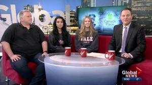 Yale Secondary Students 'Live to Give'