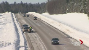 RCMP want drivers to abide by move over legislation