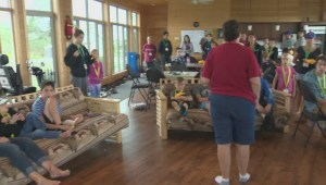 Focus Manitoba: Camp gives children living with cancer a chance to get outside