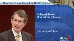 Alberta politician weighs in on single Sask. Provincial Health Authority