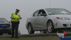 RCMP will be watching traffic this long weekend for dangerous drivers