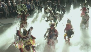 WATCH: Sights and sounds from performers at the Rogers Place grand opening