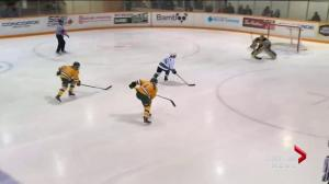 Saskatchewan Huskies women's hockey team off to a strong start