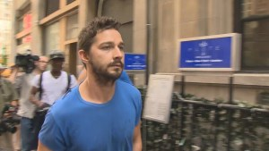 Actor Shia LaBeouf released following arrest in New York