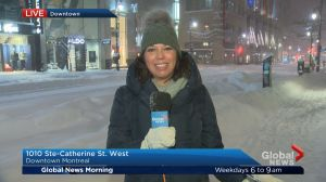 Global News Morning weather forecast: Wednesday, March 15