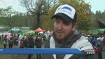 Hundreds take part in Great Climate Race