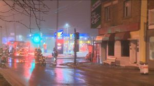 Restaurant fire in Hochelaga-Maisonneuve being investigated as arson