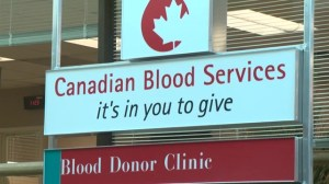 Canadian Blood Services needs donors