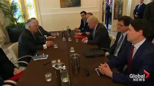 Boris Johnson has bilateral meeting with Rex Tillerson at ...