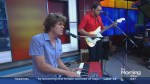 The Devin Cuddy Band perform their track 'Home'