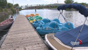Lachine Canal closed