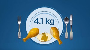 Talking turkey: How much did Canadians gobble down last year?