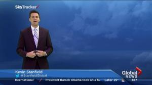 Saskatoon weather outlook – June 25