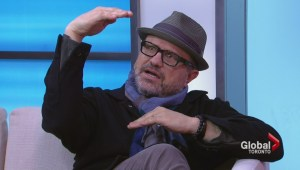Sitting down with Enrico Colantoni