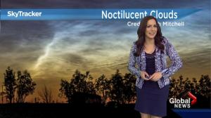 Northern Alberta poised for prime viewing conditions for noctilucent clouds