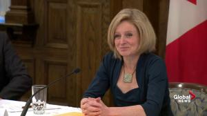 Pipeline is closer to completion with White House decision: Notley