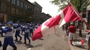 Montreal celebrates Canada Day