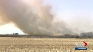 Warm summer could keep Saskatchewan fire crews busy