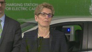 Ontario premier focused on making province safe for victims of sexual assaults