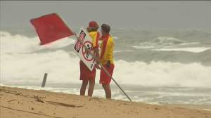 Australia's east coast bracing for cyclone
