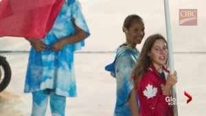 Focus Montreal: Swimmer Aurelie Rivard